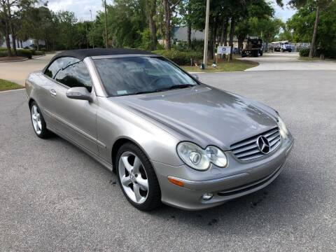 2005 Mercedes-Benz CLK for sale at Global Auto Exchange in Longwood FL