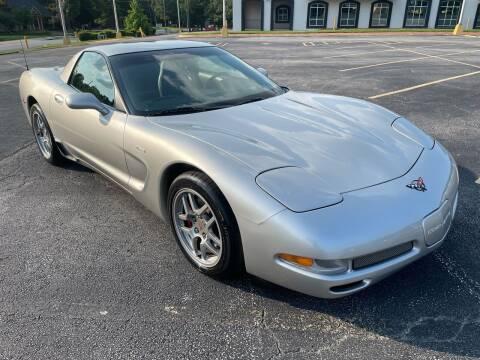 2004 Chevrolet Corvette for sale at H & B Auto in Fayetteville AR