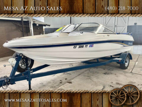 2003 Chaparral 180SS