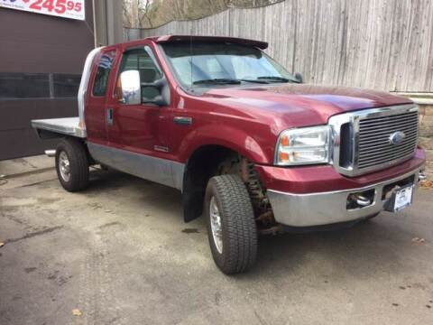 2006 Ford F-250 Super Duty for sale at 222 Newbury Motors in Peabody MA
