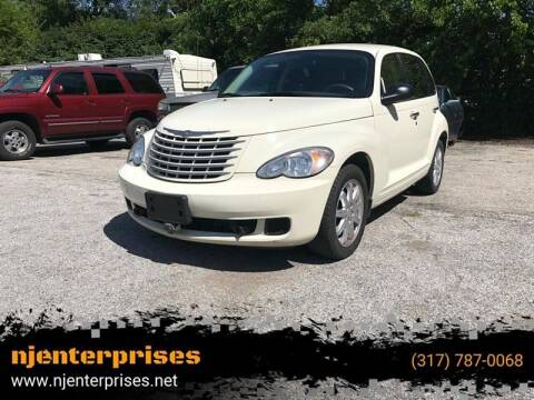 2007 Chrysler PT Cruiser for sale at NJ Enterprises in Indianapolis IN