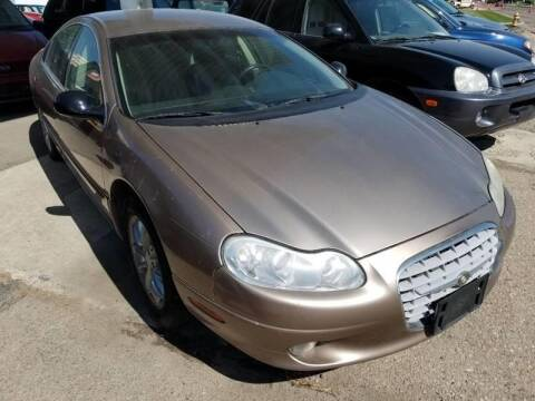 2002 Chrysler Concorde for sale at MQM Auto Sales in Nampa ID