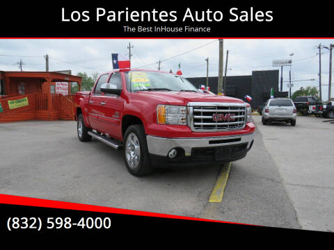 2011 GMC Sierra 1500 for sale at Los Parientes Auto Sales in Houston TX