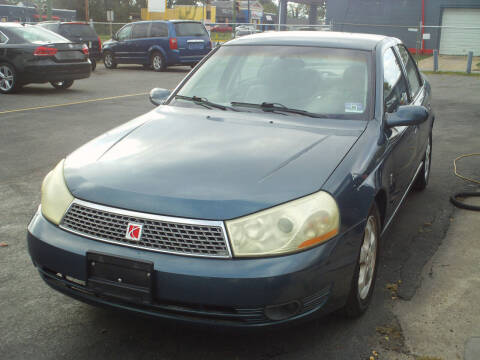 2004 Saturn L300 for sale at Marlboro Auto Sales in Capitol Heights MD