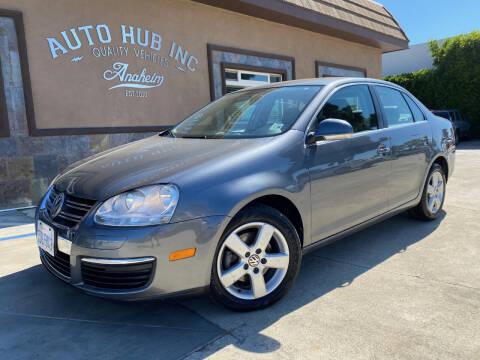2009 Volkswagen Jetta for sale at Auto Hub, Inc. in Anaheim CA