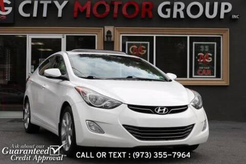 2013 Hyundai Elantra for sale at City Motor Group, Inc. in Wanaque NJ