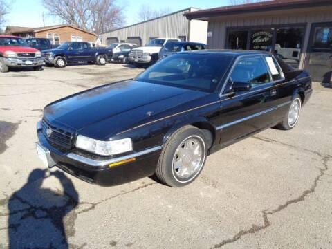 1995 Cadillac Eldorado for sale at COUNTRYSIDE AUTO INC in Austin MN
