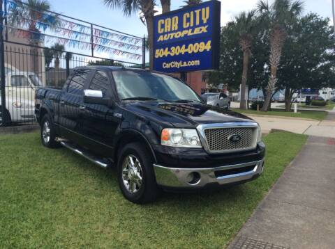 2006 Ford F-150 for sale at Car City Autoplex in Metairie LA