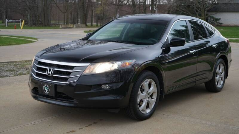 2010 Honda Accord Crosstour for sale at Grand Financial Inc in Solon OH