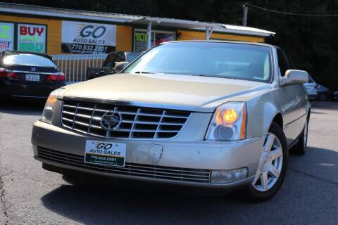 2007 Cadillac DTS for sale at Go Auto Sales in Gainesville GA