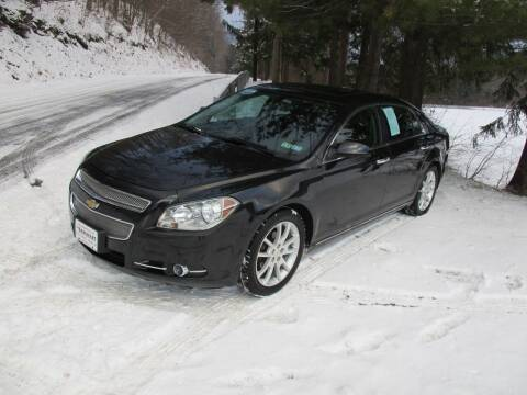 2011 Chevrolet Malibu for sale at W.R. Barnhart Auto Sales in Altoona PA