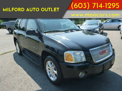 2007 GMC Envoy for sale at Milford Auto Outlet in Milford NH