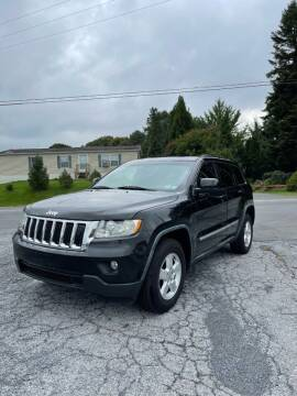 2011 Jeep Grand Cherokee for sale at REESES AUTO svc AND SALES in Myerstown PA