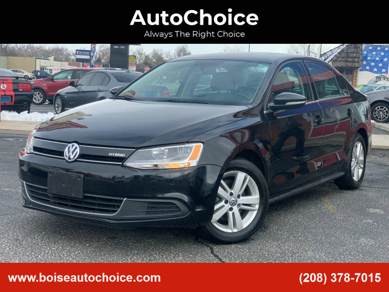 2013 Volkswagen Jetta for sale at AutoChoice in Boise ID