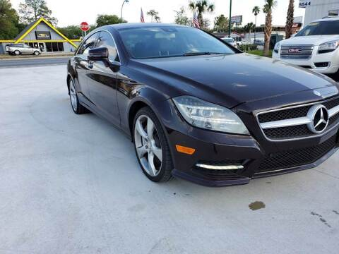 2012 Mercedes-Benz CLS for sale at Empire Automotive Group Inc. in Orlando FL
