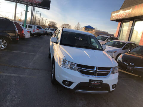 2011 Dodge Journey for sale at Washington Auto Group in Waukegan IL