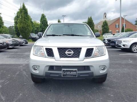 2020 Nissan Frontier for sale at Southern Auto Solutions - Lou Sobh Honda in Marietta GA