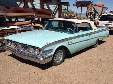 1960 Ford EDSEL for sale at Collector Car Channel - Desert Gardens Mobile Homes in Quartzsite AZ