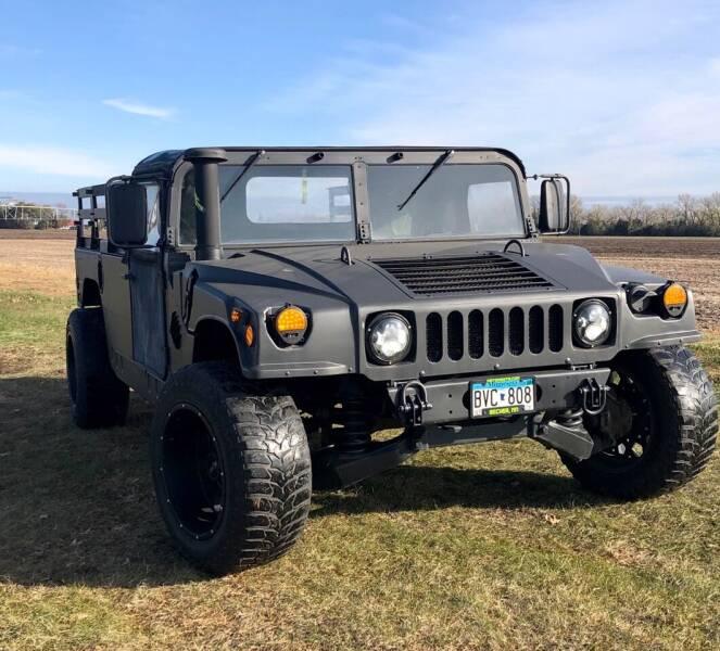 1989 AM General Hummer for sale at Motorsota in Becker MN