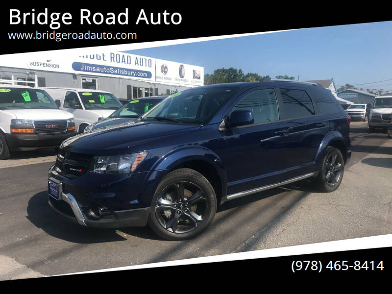 2018 Dodge Journey for sale at Bridge Road Auto in Salisbury MA