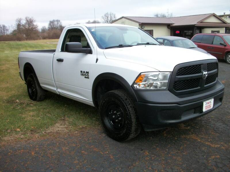 2019 RAM Ram Pickup 1500 Classic for sale at Terry Mowery Chrysler Jeep Dodge in Edison OH