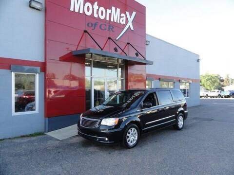 2014 Chrysler Town and Country for sale at MotorMax of GR in Grandville MI