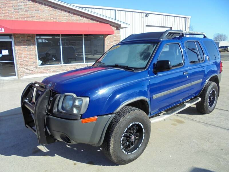 2004 Nissan Xterra for sale at US PAWN AND LOAN in Austin AR