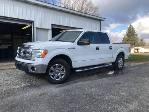 2013 Ford F-150 for sale at Purpose Driven Motors in Sidney OH