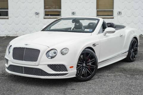 2016 Bentley Continental for sale at Vantage Auto Group - Vantage Auto Wholesale in Moonachie NJ