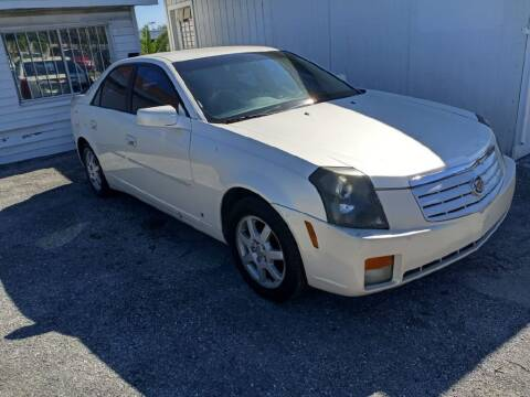 2006 Cadillac CTS for sale at ROCKLEDGE in Rockledge FL