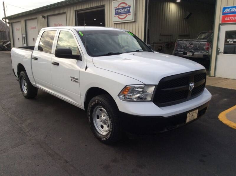 2014 RAM Ram Pickup 1500 for sale at TRI-STATE AUTO OUTLET CORP in Hokah MN