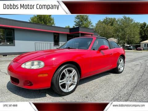 2005 Mazda MX-5 Miata for sale at Dobbs Motor Company in Springdale AR