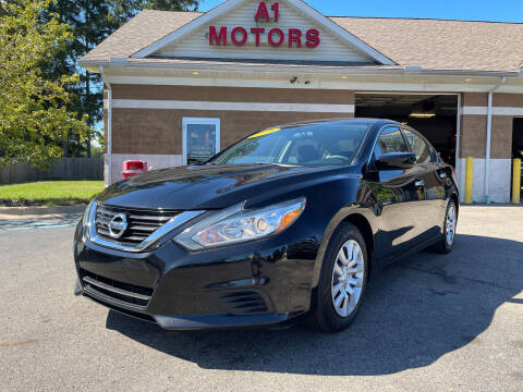 2018 Nissan Altima for sale at A 1 Motors in Monroe MI