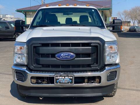 2015 Ford F-250 Super Duty for sale at Lewis Blvd Auto Sales in Sioux City IA