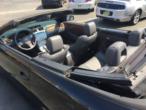 2008 Toyota Camry Solara for sale at CARSTER in Huntington Beach CA