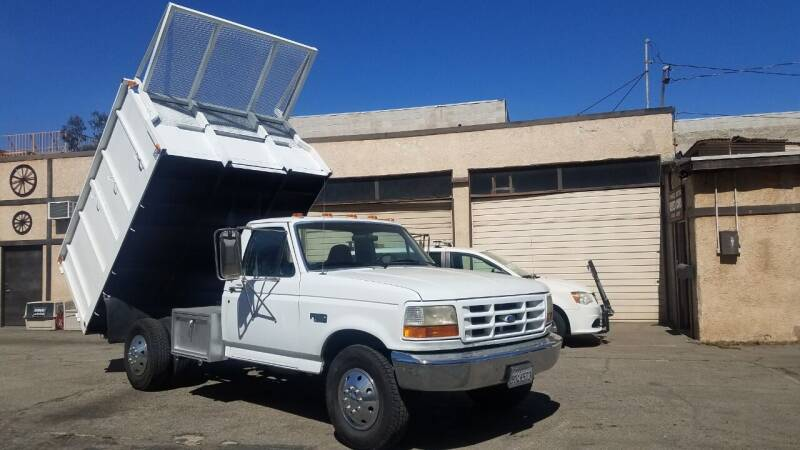 1996 Ford F-350 for sale at Vehicle Center in Rosemead CA
