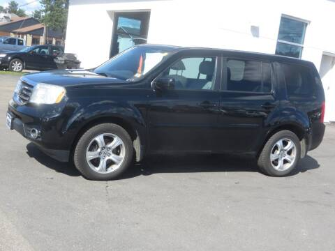 2014 Honda Pilot for sale at Price Auto Sales 2 in Concord NH