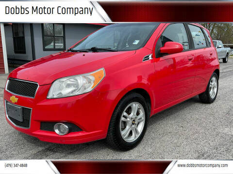 2011 Chevrolet Aveo for sale at Dobbs Motor Company in Springdale AR