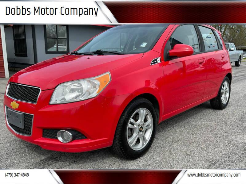 2011 Chevrolet Aveo for sale at Dobbs Motor Company in Springdale AR