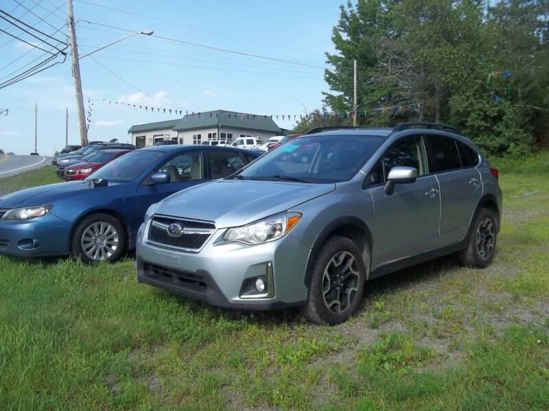 2016 Subaru Crosstrek for sale at Warner's Auto Body of Granville Inc in Granville NY