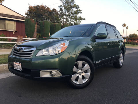 2012 Subaru Outback for sale at Valley Coach Co Sales & Lsng in Van Nuys CA