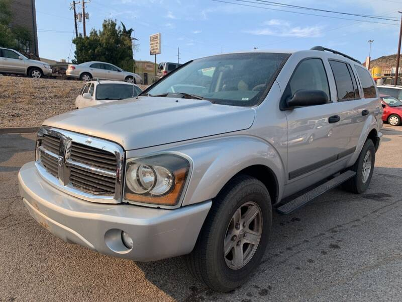 2006 Dodge Durango for sale at Car Works in Saint George UT