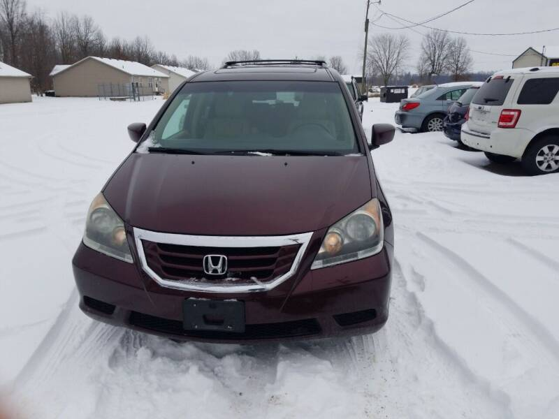 2010 Honda Odyssey for sale at David Shiveley in Mount Orab OH