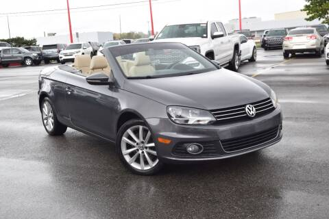 2013 Volkswagen Eos for sale at Indy Motors Inc in Indianapolis IN