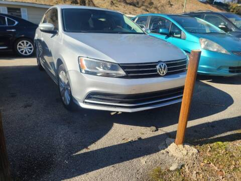 2015 Volkswagen Jetta for sale at North Knox Auto LLC in Knoxville TN
