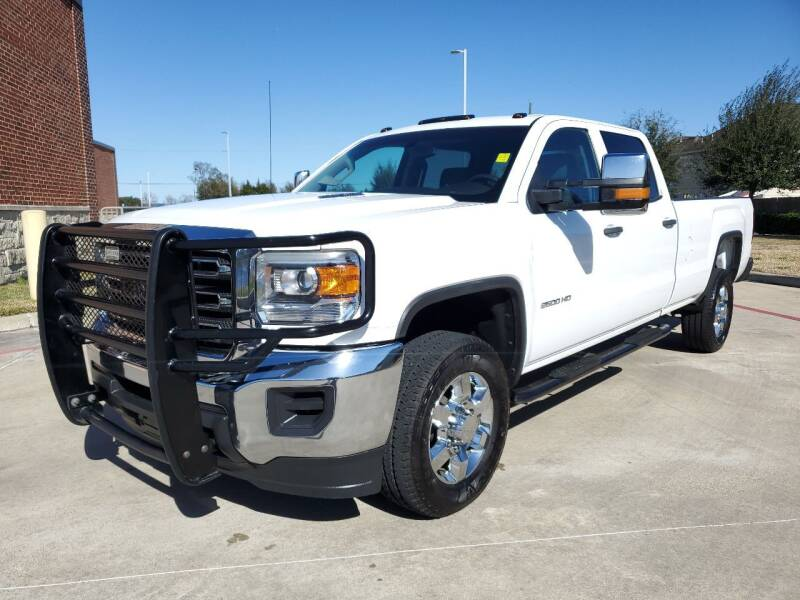 2015 GMC Sierra 2500HD for sale at AUTO DIRECT in Houston TX