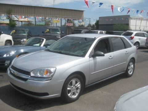 2005 Chevrolet Malibu Maxx for sale at Town and Country Motors - 1702 East Van Buren Street in Phoenix AZ