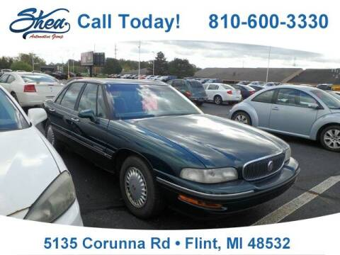 1999 Buick LeSabre for sale at Erick's Used Car Factory in Flint MI