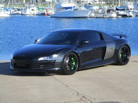 2010 Audi R8 for sale at Convoy Motors LLC in National City CA