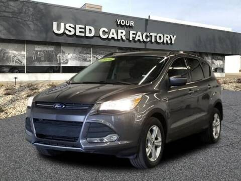 2014 Ford Escape for sale at JOELSCARZ.COM in Flushing MI